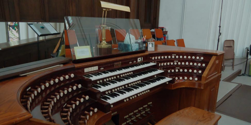 Cathedral Pipe Organs